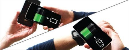 Developments in Wireless Power Transfer Between Mobile Devices