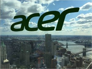 Acer Press Conference 2015 in New York City