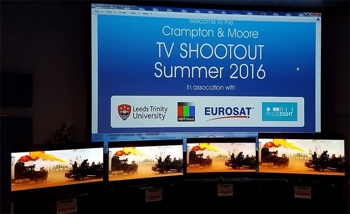UK Shootout Favours LCD Over OLED