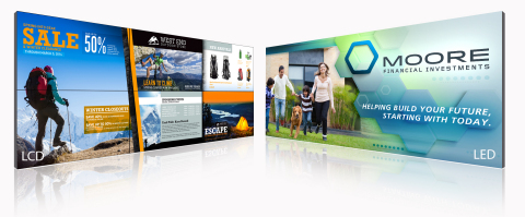 Planar To Demonstrate Cutting Edge Lineup Of Digital Signage Solutions At Dse 2016