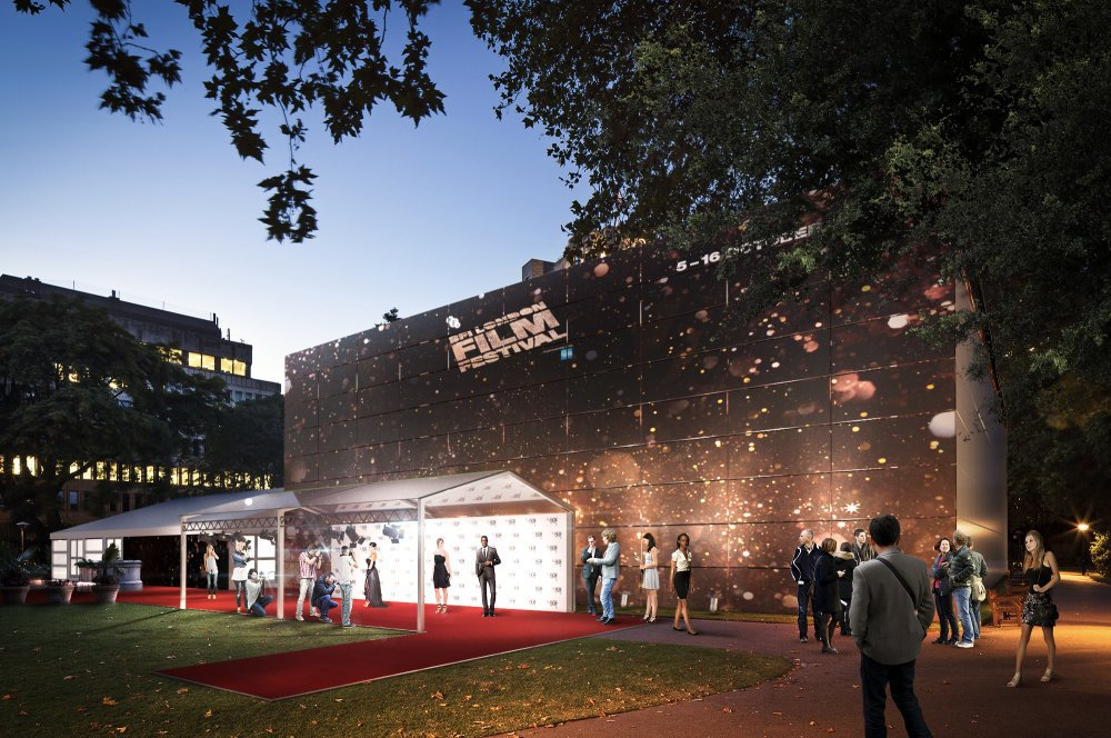 BFI Film Festival Uses Christie 4K Projection