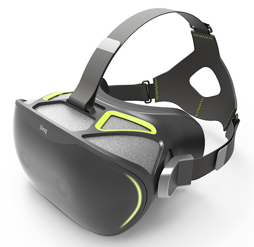 Introducing the Linq Mixed Reality Headset