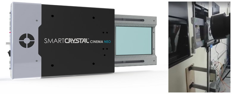 Volfoni 3D Cinema Upgrade Program