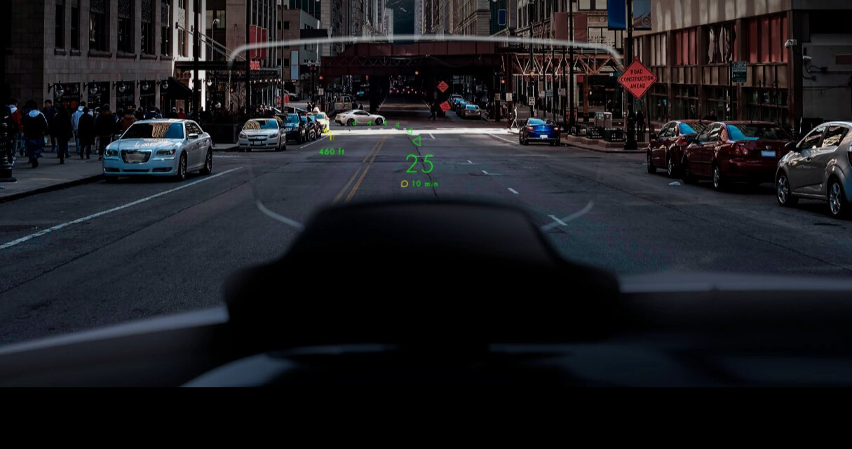 26f97b43a711 WayRay Reveals Two New Automotive AR Products