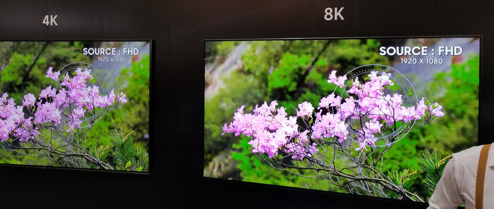 Samsung Focuses on 8K, AI, IoT and 5G at IFA