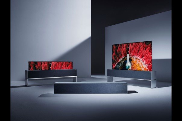 Oled Qled Microled And Lcd At Ces 2019 Bigger Better