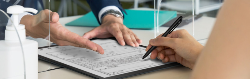 E Ink, Wacom and Linfiny Announce Next-Generation Digital eNote Solutions With Android OS, Wacom's EMR Technology and the Latest E Ink Carta 1250